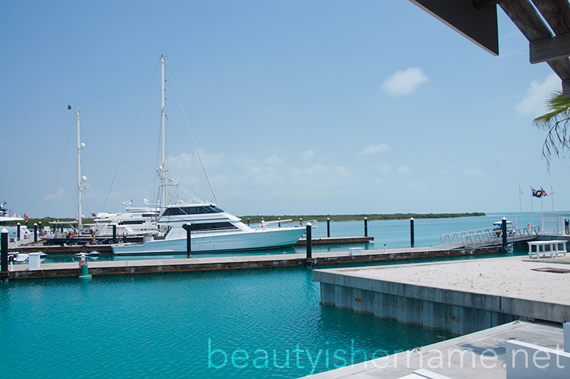 Marina, Turks and Caicos